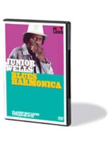 Junior Wells - Junior Wells - Blues Harmonica - Music Book