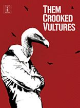 Them Crooked Vultures - Them Crooked Vultures - Music Book