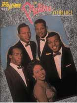 The Platters - E-Z Play Today #311 - Platters Anthology - Music Book