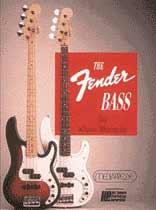 Klaus Blasquiz - The Fender Bass - Music Book