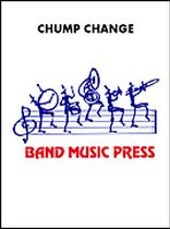 Chump Change - Music Book