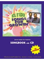 Songs for Growin' - Music Book