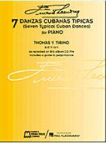 Ernesto Lecuona - 7 Danzas Cubanas Tfpicas - Music Book