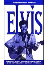 Elvis - Paperback Songs Series