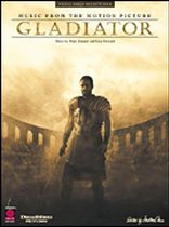 Gladiator - Music Book