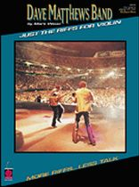 Dave Matthews Band - Dave Matthews Band - Just the Riffs for Violin - Music Book