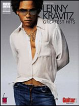 Lenny Kravitz - Lenny Kravitz - Greatest Hits - Music Book