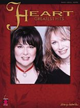 Heart - Heart - Greatest Hits - Music Book