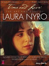 Laura Nyro - Time and Love: The Art and Soul of Laura Nyro - Music Book