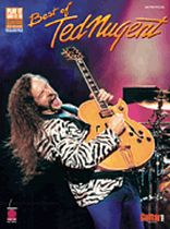 Ted Nugent - Best of Ted Nugent - Music Book
