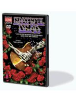 Grateful Dead - Grateful Dead Legendary Licks - A Step-By-Step Breakdown of Grateful Dead's Guitar Styles and Techniques - Music Book