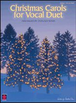 Christmas Carols for Vocal Duet
