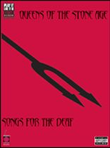Songs for the Deaf - Music Book