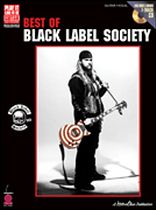 Black Label Society - Best of Black Label Society Music Book