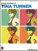 Tina Turner - Simply the Best of Tina Turner - Music Book