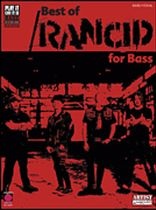 Rancid - Best of Rancid for Bass - Music Book