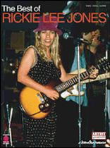 Rickie Lee Jones - The Best of Rickie Lee Jones - Music Book