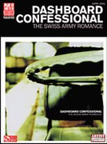 Dashboard Confessional - The Swiss Army Romance - Music Book