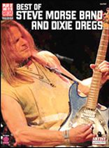 Steven Morse - Best of Steve Morse Band and Dixie Dregs - Music Book