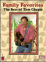 Tom Chapin - Family Favorites - The Best of Tom Chapin - Music Book