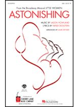 Jason Howland - Astonishing - Music Book