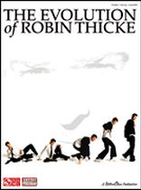 Robin Thicke - The Evolution of Robin Thicke - Music Book