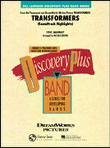 Steve Jablonsky - Transformers - Soundtrack Highlights - Transformers - Music Book