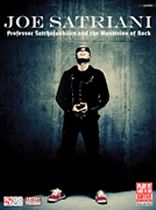 Joe Satriani - Joe Satriani - Professor Satchafunkilus and the Musterion of Rock - Music Book