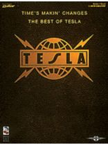 Tesla - Tesla - Time's Makin' Changes - Music Book