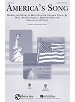America's Song - SATB - Music Book