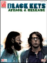 The Black Keys - The Black Keys - Attack & Release - Music Book