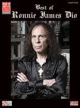 Ronnie James Dio - Best of Ronnie James Dio - Music Book