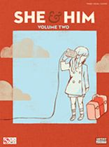 She & Him - Volume Two - Music Book