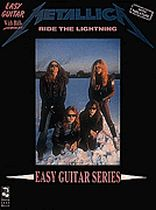 Robinson - Metallica - Ride the Lightning* - Music Book