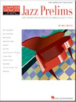 Bill Boyd - Jazz Prelims - Music Book