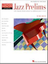 Bill Boyd - Jazz Prelims - Music Book