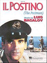Luis Bacalov - Il Postino (the Postman) - Music Book
