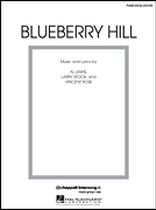 Fats Domino - Blueberry Hill - Music Book