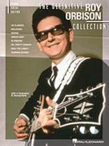 The Definitive Roy Orbison Collection - Music Book