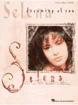 Selena - Selena - Dreaming of You - Music Book