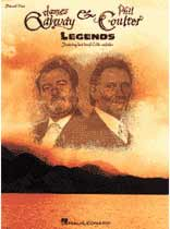 James Galway & Phil Coulter - Legends - Music Book