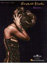 Erykah Badu - Erykah Badu - Baduizm - Music Book