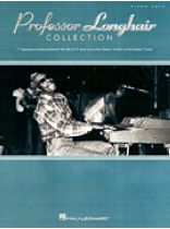 Professor Longhair - Professor Longhair Collection - Music Book