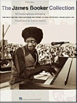 James Booker - The James Booker Collection - Music Book