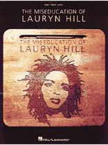 Lauryn Hill - The Miseducation of Lauryn Hill - Music Book