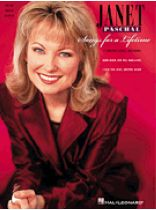 Janet Paschal - Janet Paschal - Songs for a Lifetime - Music Book