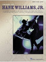 Songs of Hank Williams, Jr. - Music Book