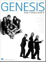 Genesis - Genesis Anthology - Music Book