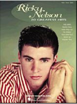 Ricky Nelson - 20 Greatest Hits - Music Book