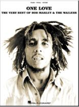 One Love - The Very Best of Bob Marley & the Wailers - Music Book
